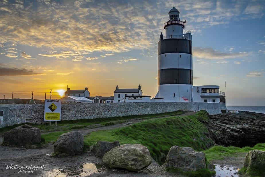 Hook Lighthouse Sunrise