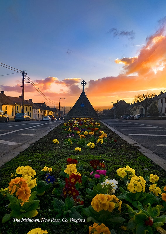The Irish Town, New Ross, Co. Wexford.